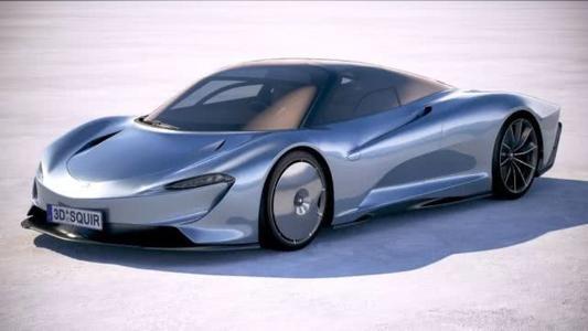 迈凯轮Speedtail可能是新的最酷的顶级排挡比赛