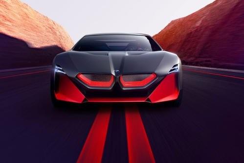 BMW Vision M Next Concept是法兰克福的瑰宝