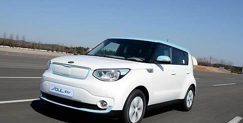 起亚Soul EV现在可以在英国订购