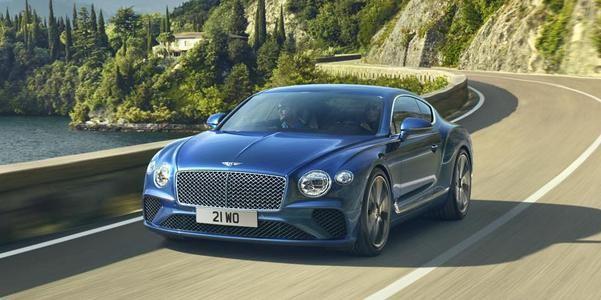 宾利欧陆GT V8抵达美国起价203825美元