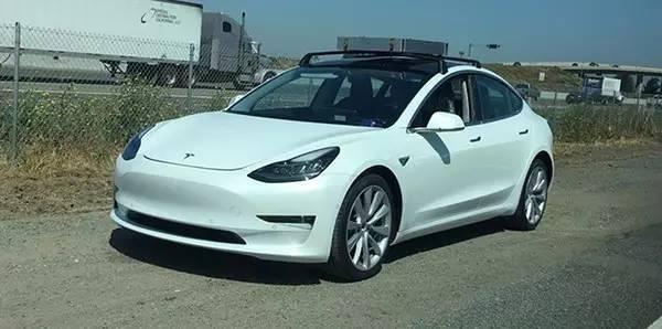 特斯拉Model 3是NHTSA测试过的最安全的汽车
