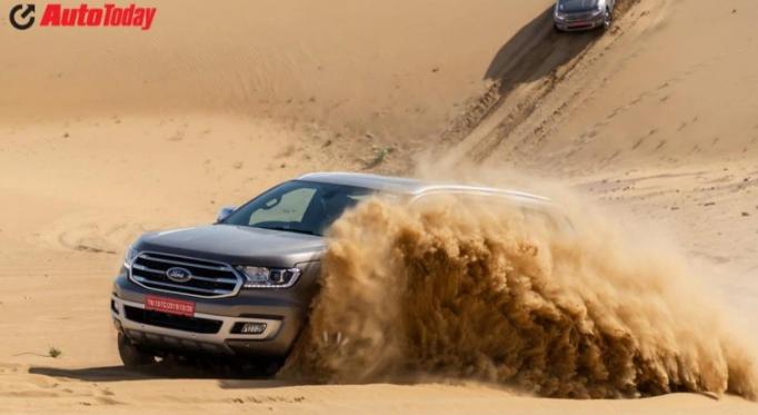 2020年福特奋进2.0升首次驾驶回顾