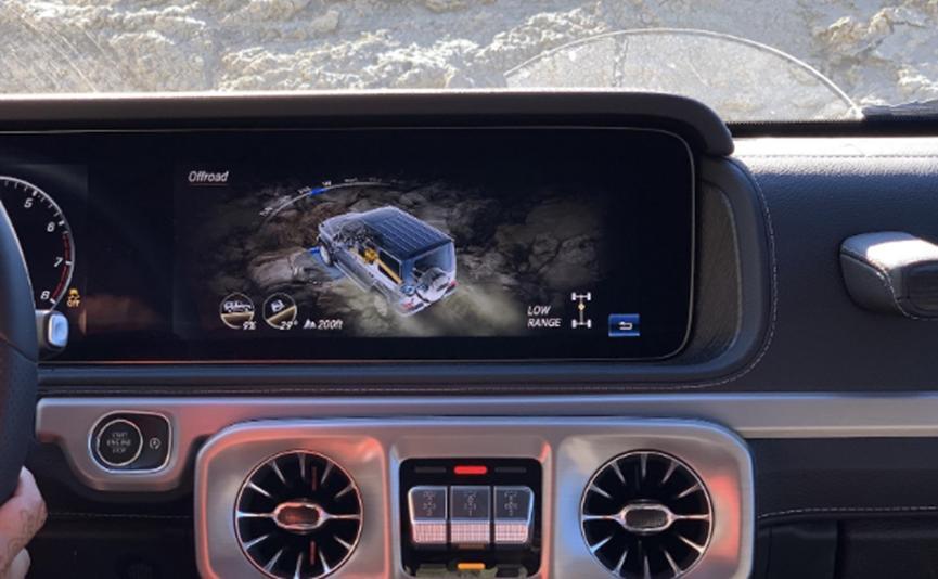 奔驰总裁确认电动G级车将拯救标志性SUV