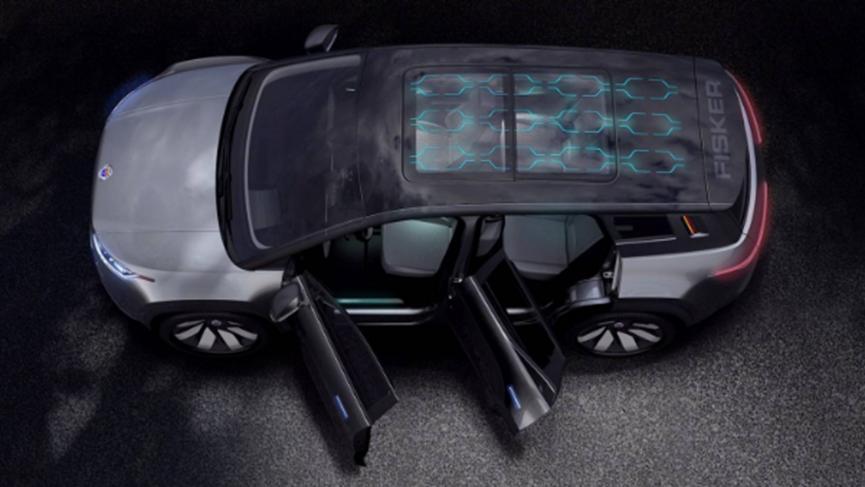 Fisker已为即将到来的SUV敞开了预订书