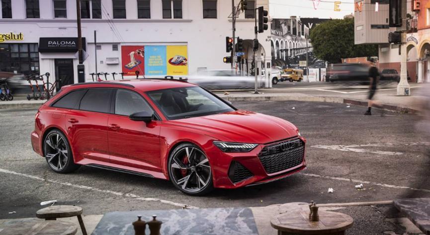 2020奥迪RS6 Avant First Drive评测:在美国受到欢迎