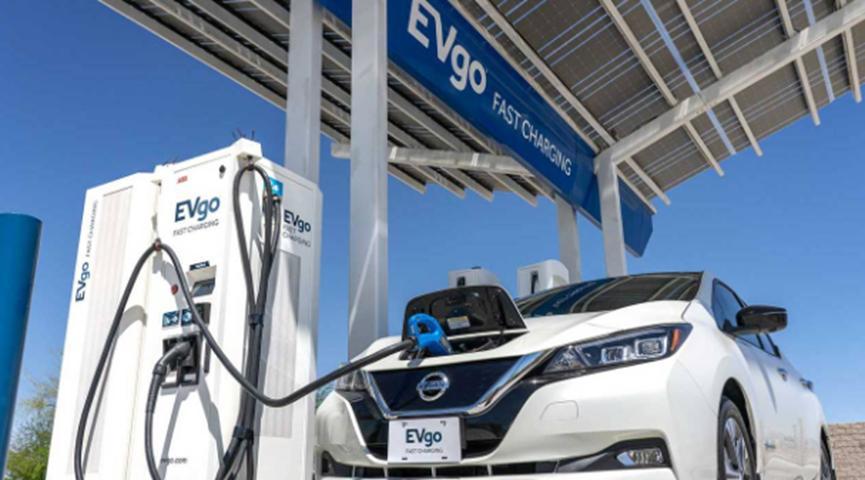 EVgo的Nissan Energy Perks为Leaf买家提供了费用抵免额