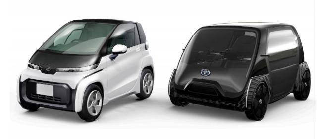 丰田试图与快速发展的电动汽车细分市场保持同步