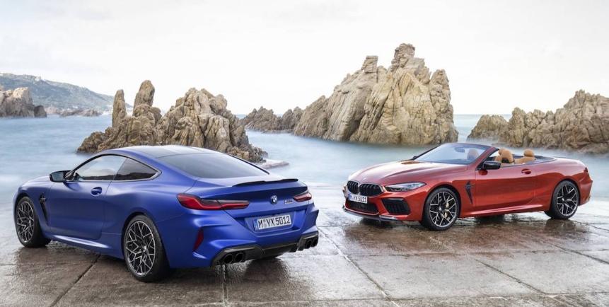 2020宝马M8 Coupe有望实现近乎超级跑车的性能