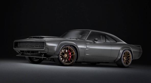 这款1000 hp的Mopar Hellephant V8堪称光荣的老派
