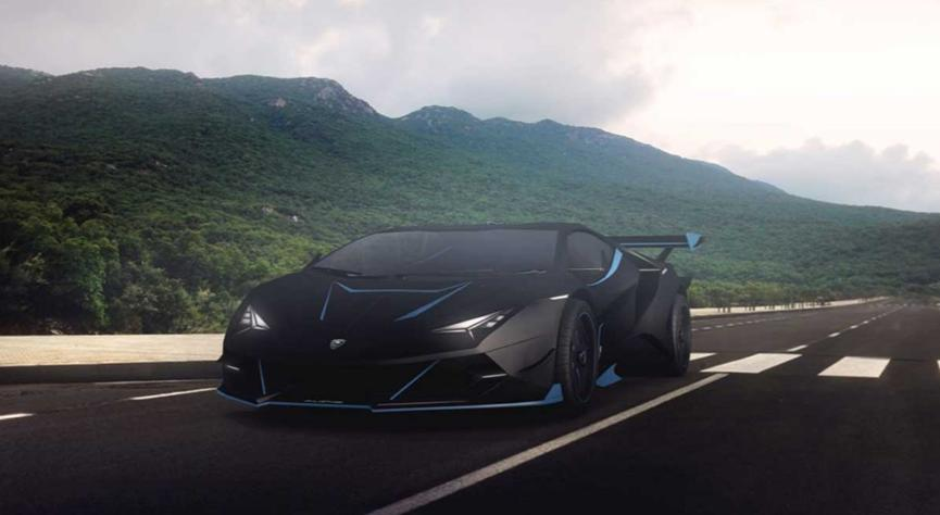 Alieno Arcanum超级跑车宣称5221hp和303mph最高速度