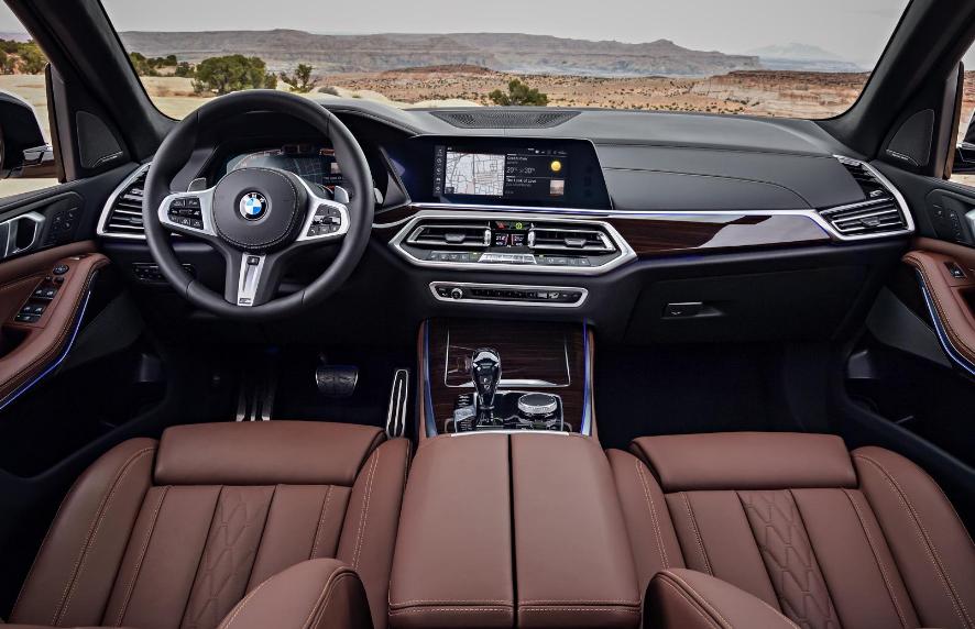 2019宝马X5为豪华SUV增加了更多的技术和力量