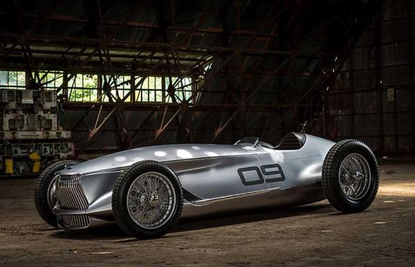 基于Q Inspiration概念车的英菲尼迪EV平台行之有效