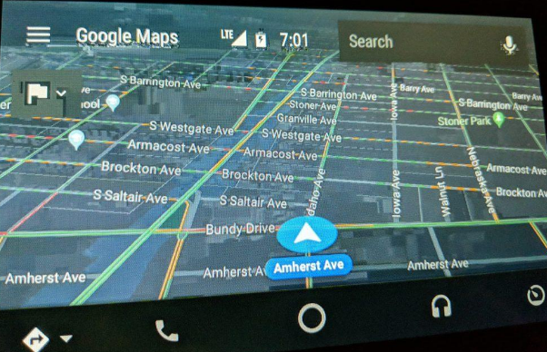 Android Auto像素化图形错误将于六月正式修复