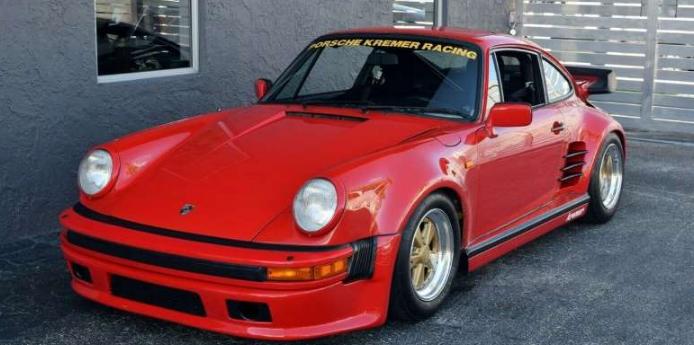 超稀有的Kremer 911是1980年代最Raddest的保时捷之一
