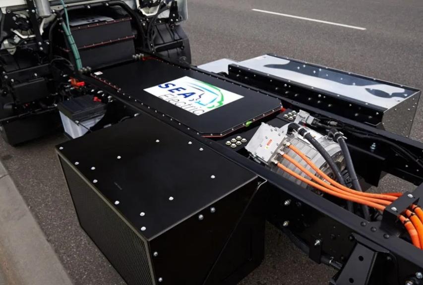 澳大利亚SEA Electric获商用EV管理系统专利