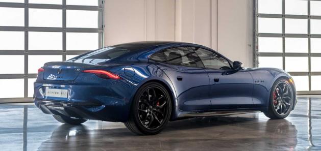 电池电动Karma Revero GTE将于2021年问世,续航里程可达400英里