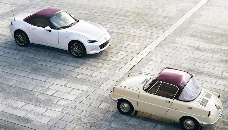 马自达(Mazda)诞辰100周年,庆祝其100周年特别版