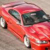 福特野马FR50看起来像赛车