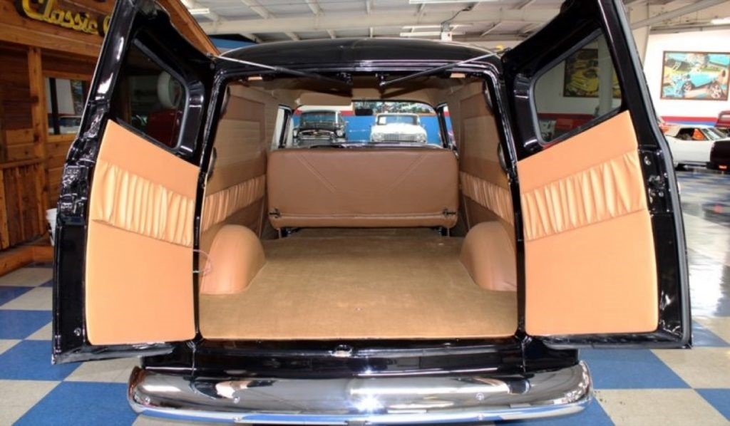 1955年雪佛兰3100平板卡车待售