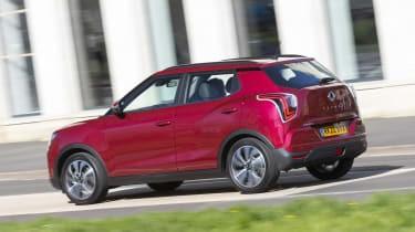 双龙蒂沃利SUV改款2020