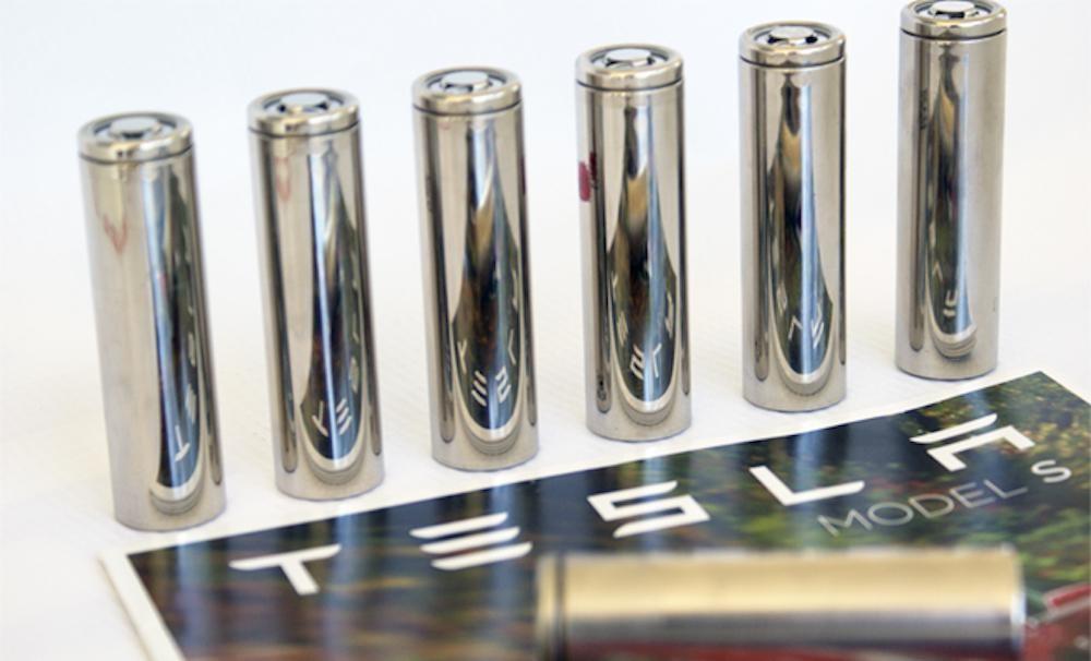 特斯拉在电池革命中引领充电
