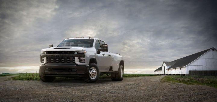 某些2020年雪佛兰Silverado HD车型在加拿大被召回