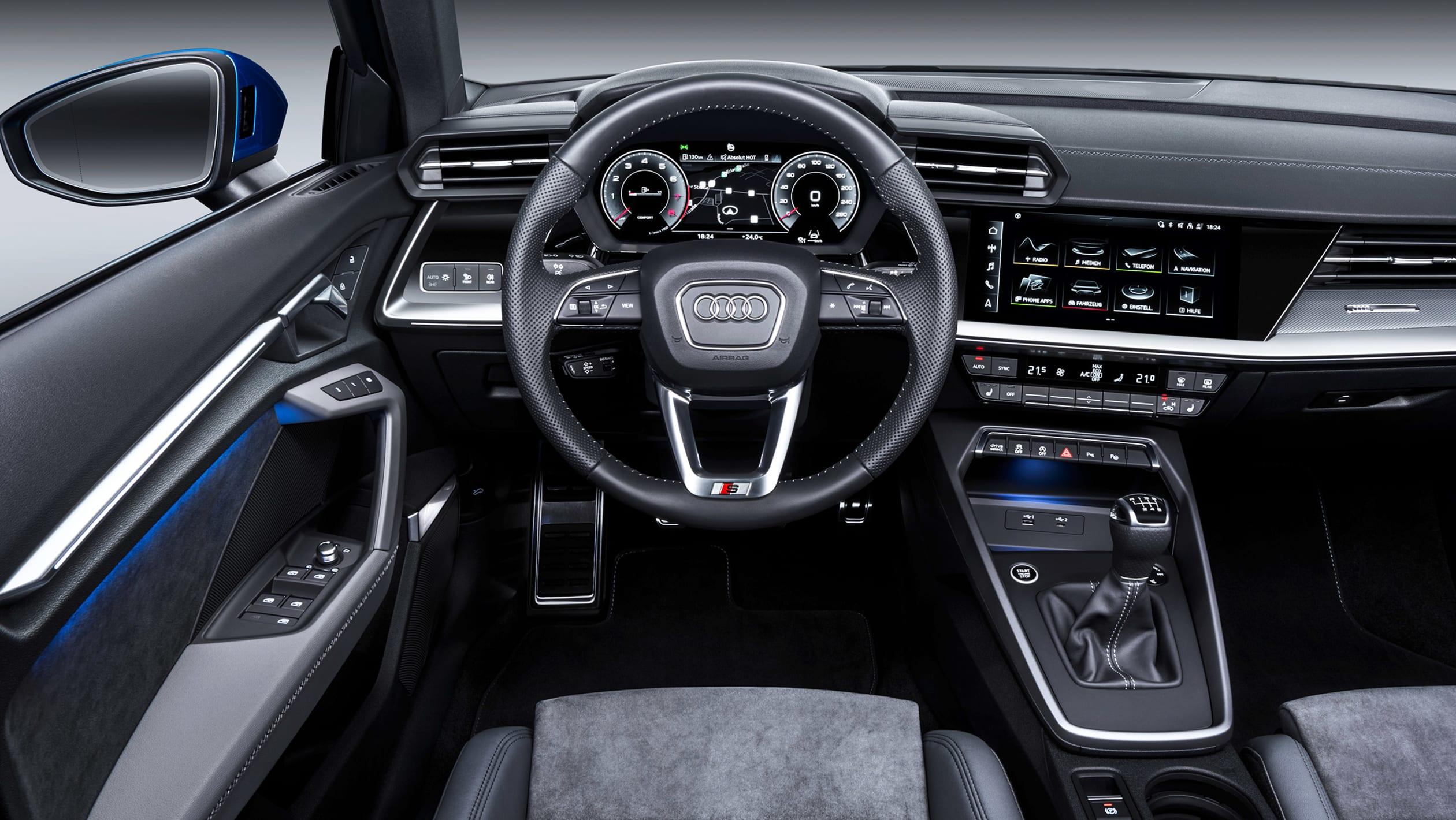 新款2020 Audi A3:价格和规格确认