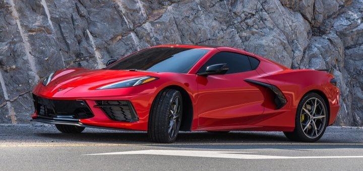 电池用完后如何访问2020 Corvette的方法