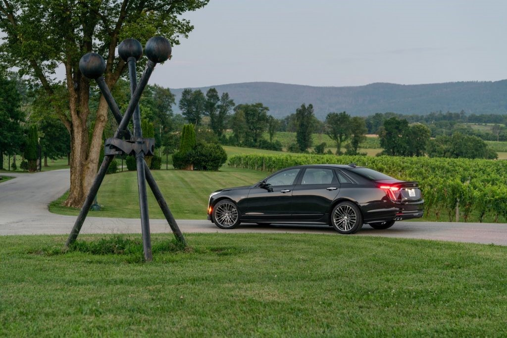 凯迪拉克CT6折扣在2020年7月将豪华轿车的价格降低2,000美元