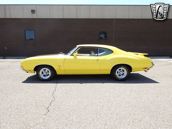 1970年Oldsmobile Cutlass S可能仅售$ 21k
