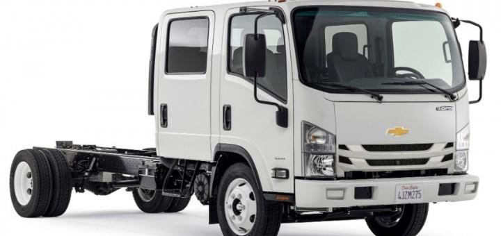 2021 Chevy Low Cab Forward Truck:新的6.6升V8 L8T汽油发动机与老款L96相比