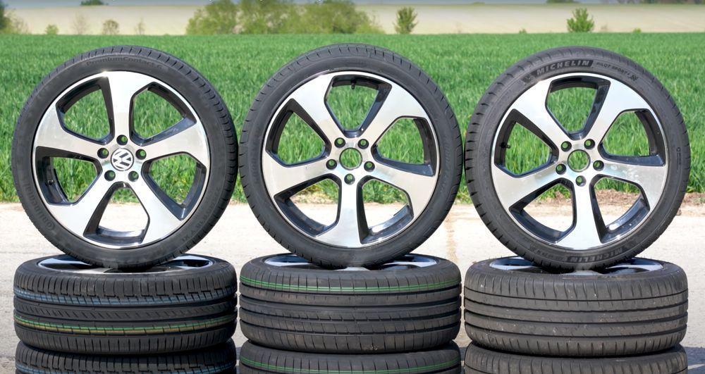 什么是最好的17和18英寸高性能轮胎?