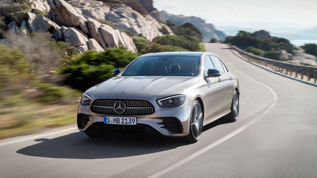 改款2021 Mercedes-AMG E 53推出423bhp