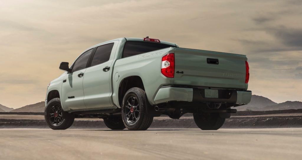 2021年丰田Tundra起价为33,675美元