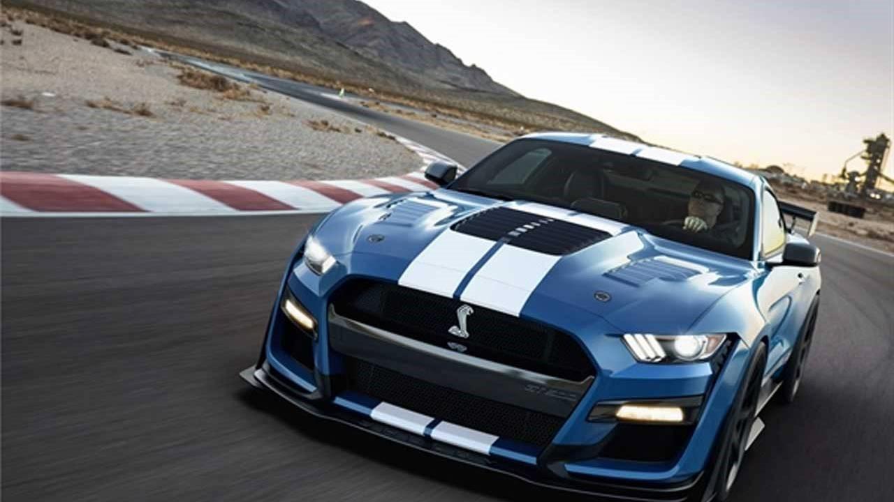 Shelby American Shelby GT500SE可产生800 hp的泵气