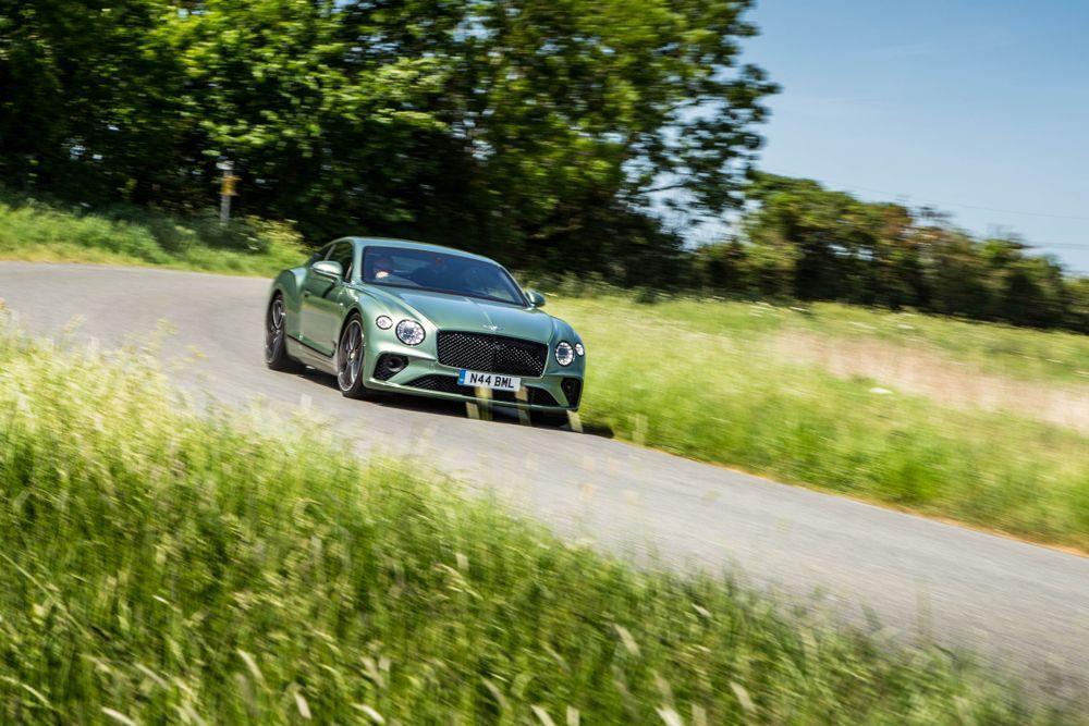 宾利欧陆GT V8评测:忘记W12,您想要这个