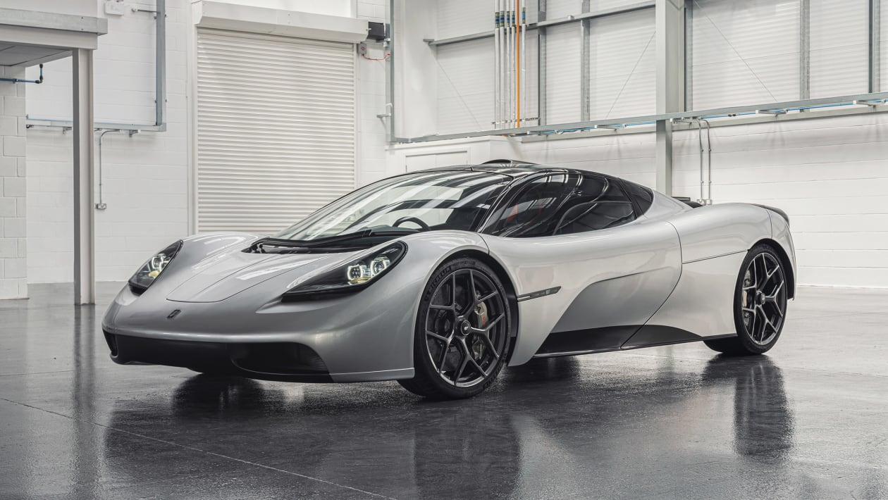 全新的2022年戈登·默里汽车T.50改写了超级跑车的规则