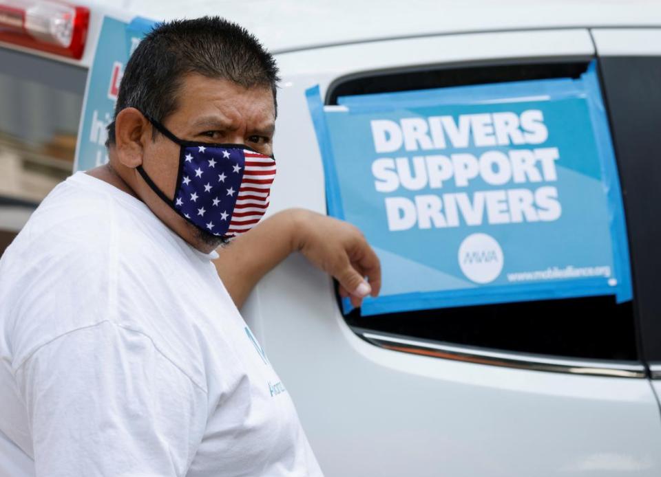 加州法院的裁决:决赋予选民对Uber和Lyft员工权利最终的自主权