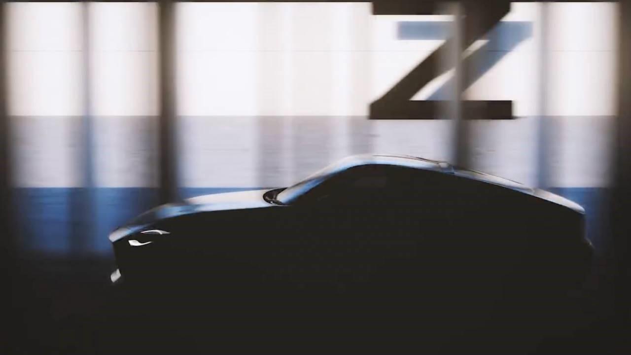 日产的新款Z车型可能会被命名为400Z,预计将于2022年年底推出