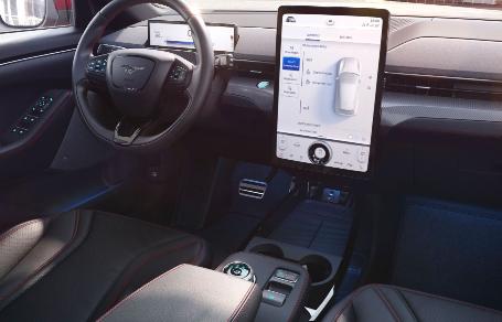 福特野马Mach-E可远程设置驱动程序设置