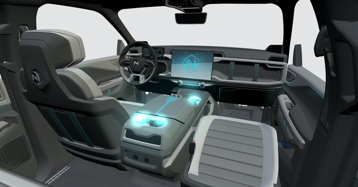 通用汽车将在电动汽车交易中打造特斯拉竞争对手尼古拉·巴德皮卡