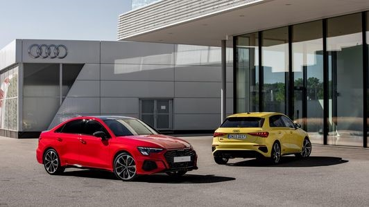 2022年奥迪S3轿车通过技术变得更加运动