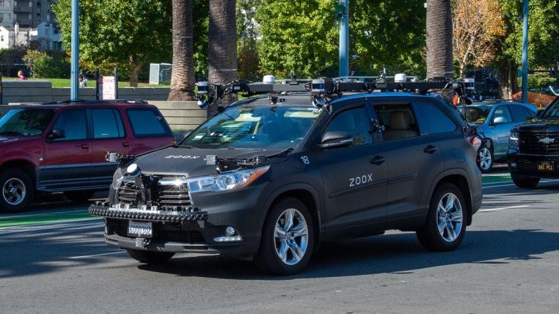 Zoox成为第四家获得加州无人驾驶测试许可的公司