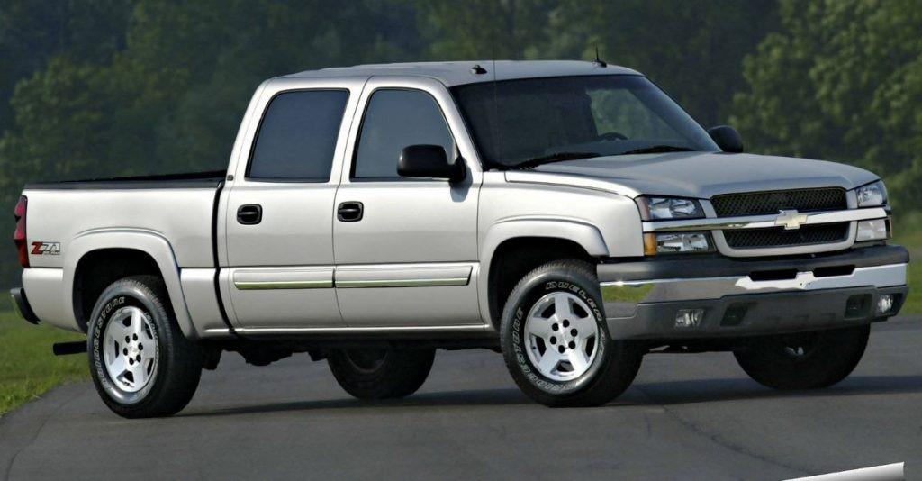 雪佛兰Silverado是美国第三大被盗车辆