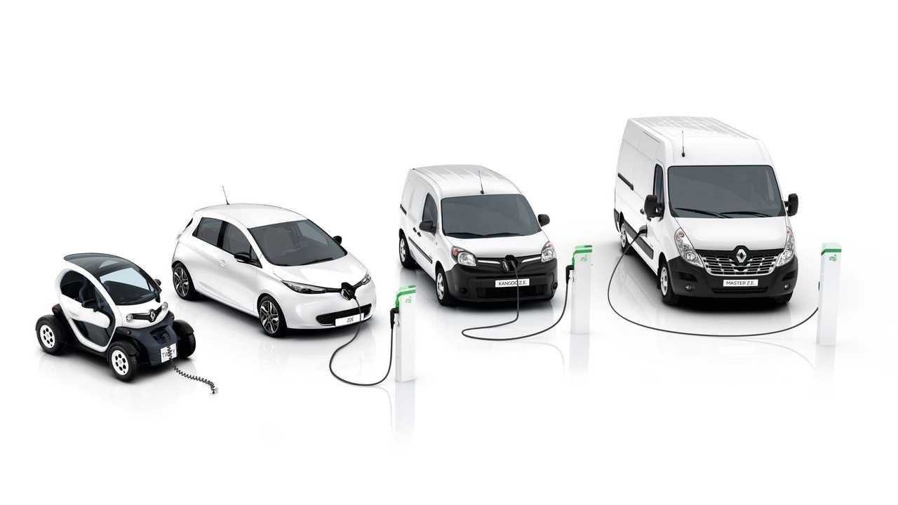 2020年9月雷诺全电动汽车销量增长了两倍