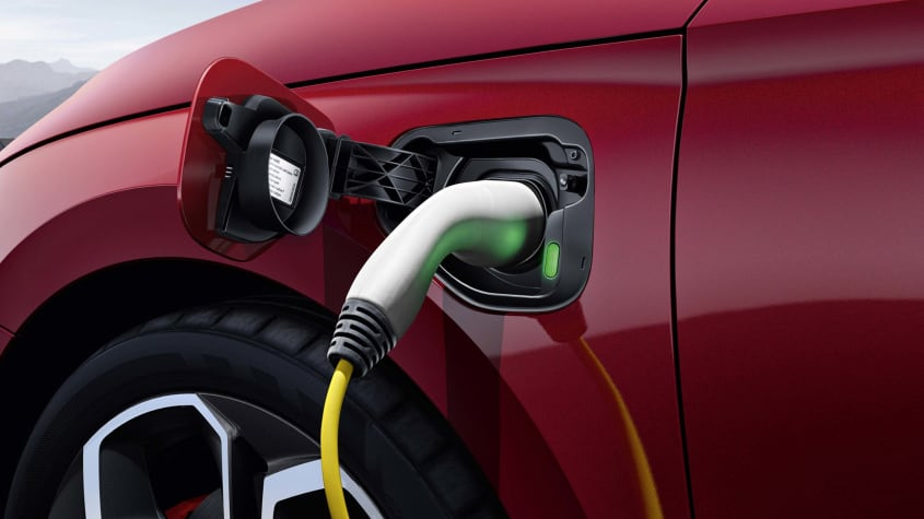 电动汽车仅占运输部车队的百分之一