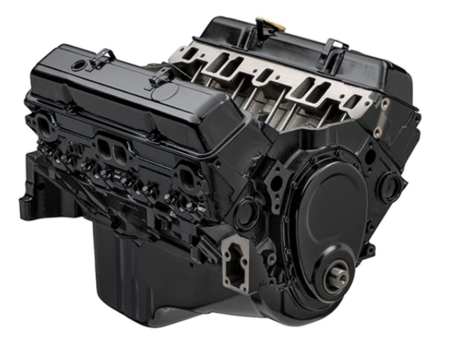 雪佛兰Performance推出350/265基本型小块V8经济型条板箱引擎
