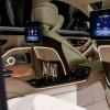 梅赛德斯-迈巴赫S级轿车带有小腿按摩,2.3兆像素大灯