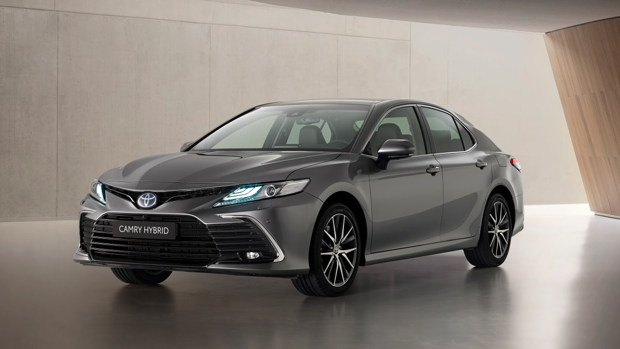 新的丰田凯美瑞将于2021年推出
