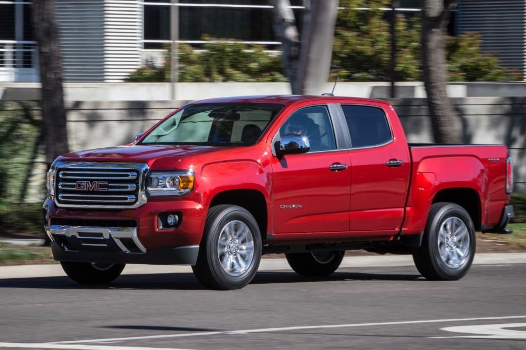《消费者报告》称,雪佛兰科罗拉多和GMC峡谷是最不可靠的车辆之一